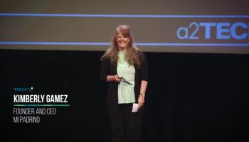 Tech Talk 2018: Kimberly Gamez, Mi Padrino