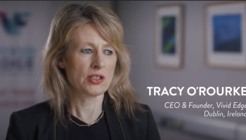 Tracy O'Rourke – Vivid Edge – 2019 Finalist for Europe