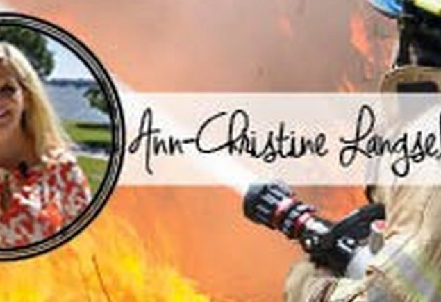 Ann-Christine Langselius: Her Miracle Products Prevent Fires