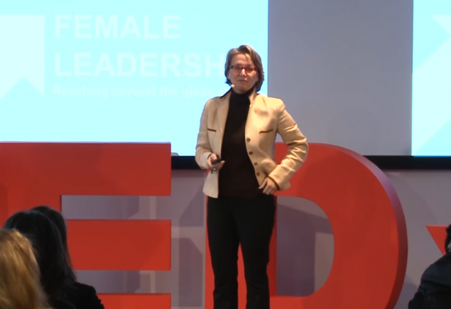 Female leadership – reaching beyond the glass ceiling