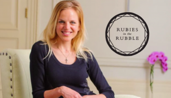 Jenny Dawson – Rubies in the Rubble – interview