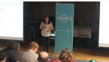 Jessica Ching of Eve Medical presents Being a Female Founder