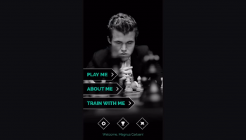 Magnus Carlsen vs. Play Magnus Age 11& 12