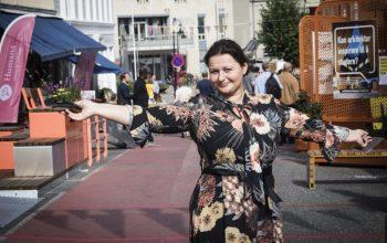 Gründeren Sørger Når Butikker Forsvinner: Redder Denne Byen Med Kortreist Netthandel