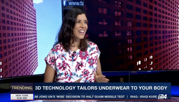 CEO Inbar Carmel on Channel_i24