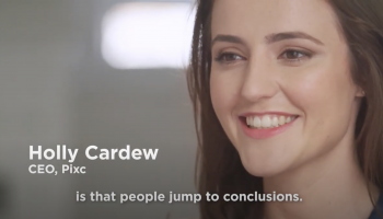 Upwork Innovators: Holly Cardew | CEO and Founder, Pixc
