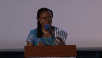 "Almost all maternal deaths are preventable!"" – Nana Twum-Danso at ""Health Meets Tech"" 2016"