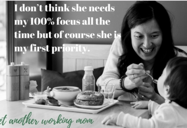 Meet Another Working Mom: Interview With Assem Klammsteiner
