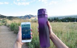 This Water Bottle Wants To Change Your Life