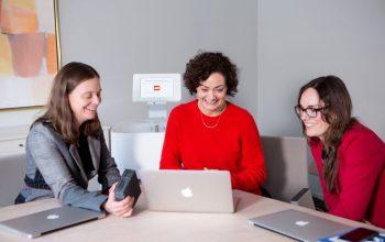 Disse Tre Konkurrerer Om Å Bli Årets Kvinnelige Teknologigründer