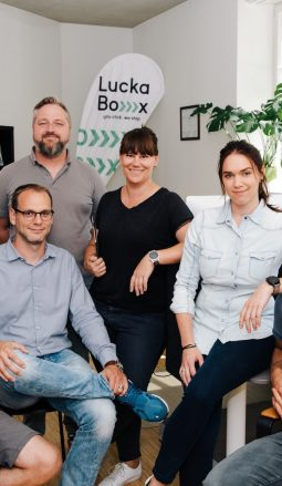 Women Entrepreneur Spotlight: LuckaBox Logistics AG