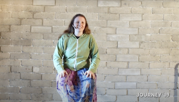 """""""My Journey From Overcoming Poverty To Becoming An Entrepreneur"""" – Melissa Strawn @ Journey '19"""