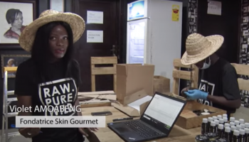 Made In Africa : Violet Amoabeng, le Bien-être made in Ghana