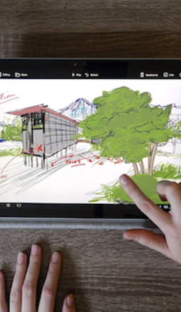[Exclusive] Draw in 3D with the 'Mental Canvas' Illustration App