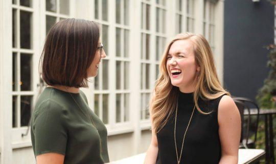 Erin Houston & Emily Kenney, wearwell
