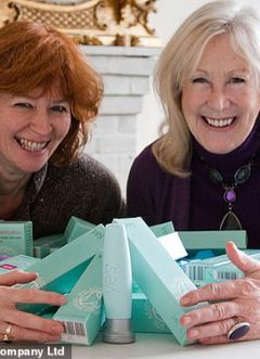 Best Friends Quit Their High-flying Jobs And Sold Their Homes To Create A Pioneering Organic Lubricant – And Now It's 'saving Marriages' And Helping Menopausal Women Around The World