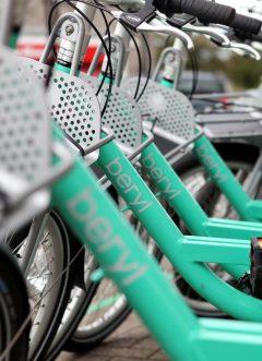 Beryl Bikes Hit Big Milestone