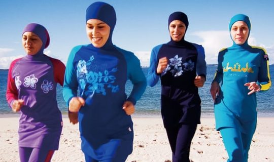 I Created The Burkini To Give Women Freedom, Not To Take It Away