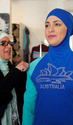 'Burkini' Inventor Says Sales Have Skyrocketed on Heels of Controversy