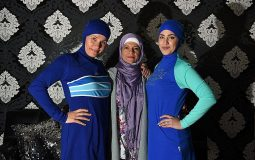 'are They Judging A Swimsuit, Or A Race Or Religion?': The Australian Creator Of The Original Burkini Speaks Out After Towns In France Ban Swimmers From Wearing The Modest Design