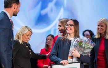 Ntnu-professor Ble Kåret Til Årets Kvinnelige Entreprenør