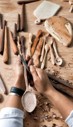 Cutting Edge: The Young Artisans Making Homewares In Ancient Ways