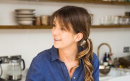 Chef Crush: Alex Hely-hutchinson Shares Her Recipe For Mushroom Walnut Pappardelle