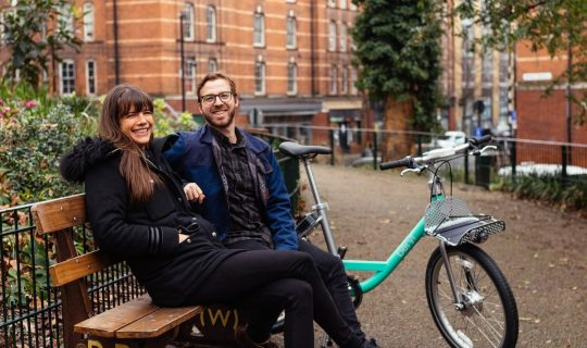 Stories From The New Model: Interviews From Co Working Space In East London – Beryl Bikes