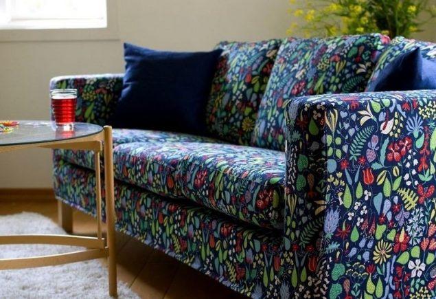 Gir Ikea-Sofaen En Ansiktsløftning