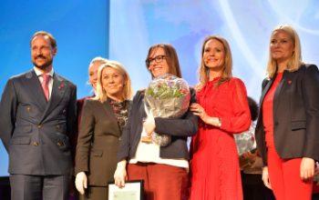 Årets Kvinnelege Teknologigründer