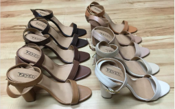 Because Why Have One Shade Of Nude Shoes When You Can Have 10?