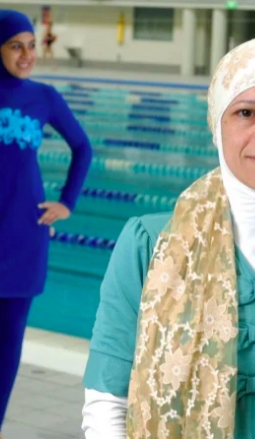 Non-muslims Flock To Buy Burkinis As French Bans Raise Profile Of The Modest Swimwear Style