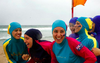 The Australian Designer Behind The Burkini