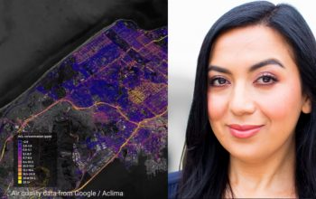 Aclima's Particulate Vision Maps Air Pollution