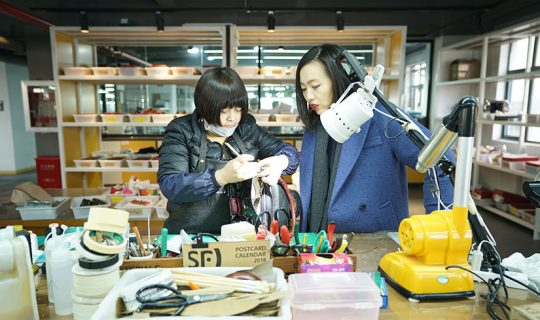 Spotlight: Claire Yan, Fashion Designer And Founder Of Cobbler's Suggest
