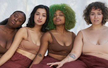 St. Louis–born Shobha Philips Makes Inclusivity Eco-friendly With Bras Made From Plastic Bottles