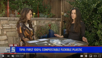 The Technology behind TIPA Compostable Packaging
