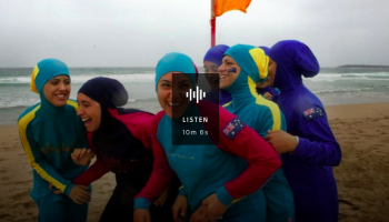 Inventor of the Burkini Questions French Bans