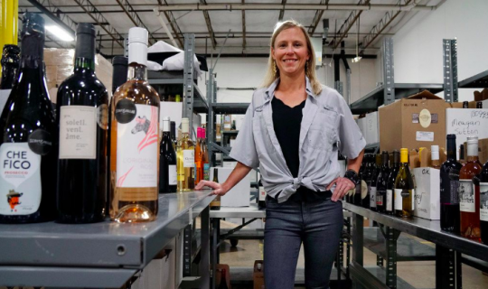 Meet the North Texas woman behind Scout and Cellar, the clean-crafted wine brand that's catching on