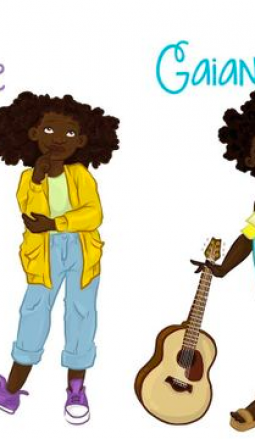 How These Dolls Encourage Little Black Girls To Embrace Their Natural Hair
