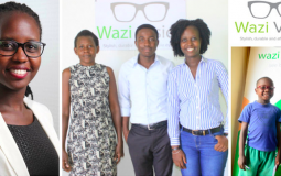 Brenda Katwesigye, A Ugandan Woman Entrepreneur Bringing Affordable Eye Care To School Children By Harnessing The Power Of Virtual Reality Technology
