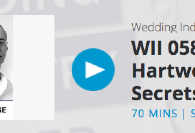 WII 058: Laurie Hartwell Reveals 5 Secrets to a Wedding Planner's Success
