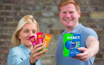 "Ilana Taub, SNACT: ""Our fight against food and plastic waste–one fruit snack at a time"""