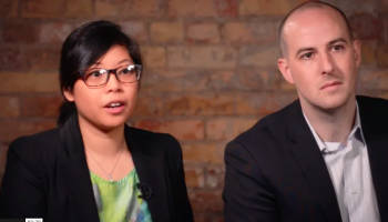 Meet Jessica Ching and Evan Moses – Co-founders, Eve Medical