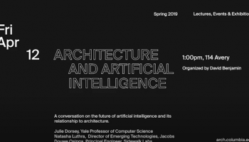 Architecture and Artificial Intelligence