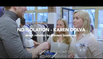 An Interview with Karen Dolva, No Isolation