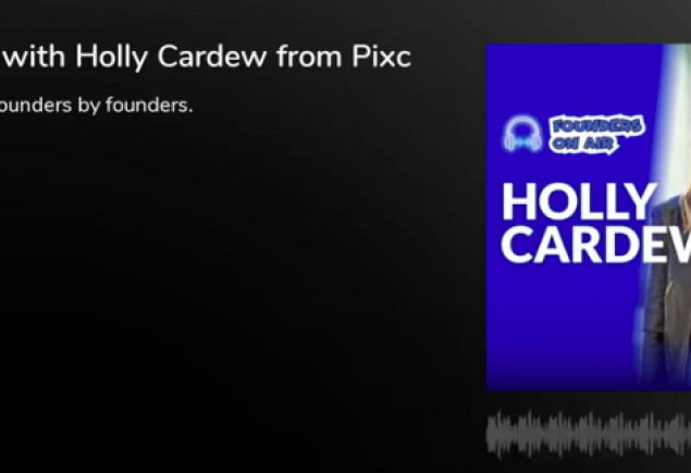 Interview with Holly Cardew from Pixc