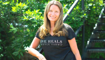 Becca Stevens, Founder of Thistle Farms