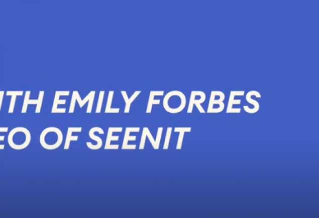 A Day in the Life | Emily Forbes, CEO of Seenit